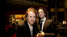 Bård and Vegard Ylvisåker Ylvis, Two Brothers, Hot Actors, Cabaret, Man Crush, Comedians, Childrens Books, Music Videos, Two By Two