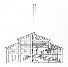 1980. Fornace Carotta a Padova