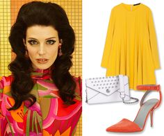 Who's Your Mad Men Fashion Icon? - Megan from #InStyle