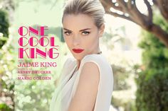 Jaime King Hart of Dixie's Lemon Breeland, the Southern Belle Jamie King, Model Scout, King Photo, Hart Of Dixie, Prep Life, California Cool, Stunning Women, Beautiful, Bright Eyes