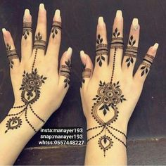 "2,475 Likes, 8 Comments - Ubercode: hennainspire (@hennainspire) on Instagram: ""Henna @henna_paradise . . . #henna #mehndi #whitehenna #wakeupandmakeup#zentangle #boho…"""