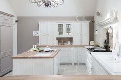 awesome Idée relooking cuisine - Cette cuisine impose son style à la fois chic et nature...