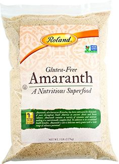 Roland Foods Amaranth 5 Pound *** See this great product. (This is an affiliate link and I receive a commission for the sales)