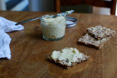 Fromage Fort - Mixed cheese spread