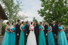 RISSE AND JUSTIN'S COLUMBUS ZOO WEDDING-MAY 16, 2014