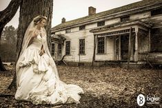 Trash the Dress – Winter Bridal Spotlight (part 4 of 4) | http://www.davebigler.com/blog/trash-the-dress/