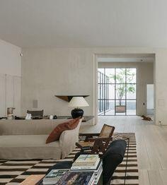 architect Vincent Van Duysen's Antwerp home | David Spero