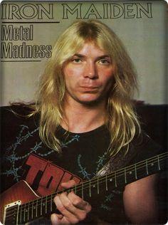 Iron Maiden | Dave Murray