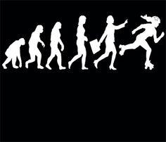It's just evolution! ;)