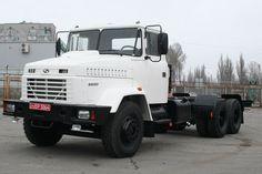 КрАЗ завершил поставку машин в Казахстан