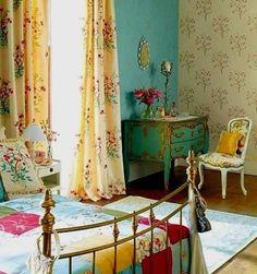 Beautiful Bohemian Bedroom Ideas