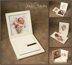 Awesome Baby Book By Claire Elliot. Wedding Boxes, Wedding Album, Book Cover Design, Book Design, Photography Lighting Techniques, Custom Photo Books, Baby Album, Family Album, Album Design