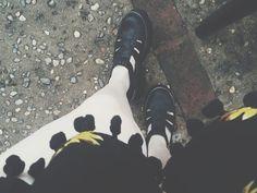 #dresslink #jumpsuit #sunflower #black #fashion #shoes #ootd #rainy #style
