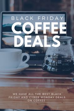 Black Friday 2020 sales have begun! See all the best deals on espresso machines, coffee makers, Keurig Coffee Makers, Ninja Coffee Bar, Nespresso and accessories updated regularly. Friday Coffee, Ninja Coffee, Coffee Grinders, Weekend Deals, Best Black Friday, Keurig, Cyber Monday, Nespresso, Brewing