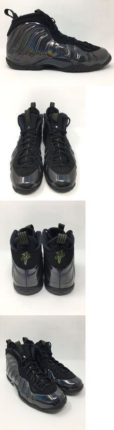 2606344494e ... wholesale basketball 21194 nike foamposite little posite one gs legion  green black 644791 301 size 7f1de