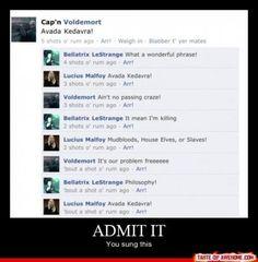 Art Harry Potter Funny - Harry Potter Vs. Twilight Photo (27749156 ... never-fails-to-make-me-laugh