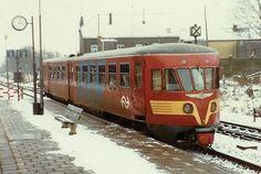 Dutch Railways, Materieel 1946, Werkspoor Holland