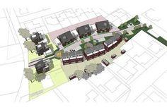 Project Schouwland Rijsbergen  www.dekokbouwgroep.nl  Ontwerp gerealiseerd als projectarchitect voor Architectenbureau Snoeren BV
