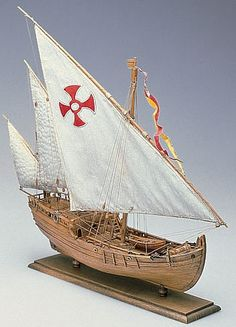 The Amati Model Ship Kit Nina is a quality Amati Model Boat Kit making for a great Wooden Model Ship Kit. Get Started on your Hobby today!
