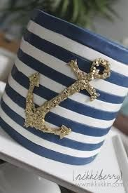 Posts about Cakes written by Nikkiikkin Sugar Studio Anchor Birthday Cakes, Anchor Cakes, 14th Birthday Cakes, Birthday Cakes For Women, Cakes For Men, 26th Birthday, Birthday Ideas, Nautical Bachelorette Party, Boat Cake