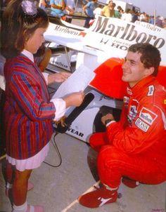 Ayrton Senna- Luckiest child ever! Formula 1, F1 Motor, Motor Sport, F1 Drivers, Karting, F1 Racing, F 1, Motogp, Grand Prix
