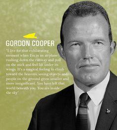 "kayo-kyrano: "" Thunderbirds - The Astronauts The Tracy's Were Named After "" Gordon Cooper, Thunderbirds Are Go, Nasa Astronauts, Science Fiction, Nasa Space, Fan Art, In This Moment, Feelings, Puppets"