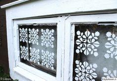 ikkuna,tee itse,piha,maalaus,sabluuna