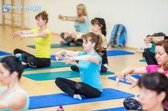 "Воркшоп Low Pressure Fitness на ""Pilates day 7"", 25.06.2016, г.Москва, фитнес-клуб ""Зарядка"", организаторы Pilates day - школа фитнеса ""Fitness'-express"""