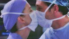Meredith and Derek - Grey's Anatomy #merder