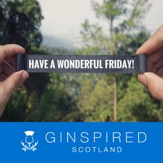 Let us Ginspire your weekend with some day trip ideas, free itineraries, offers and events, Scottish Gin and more.