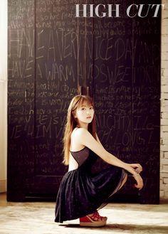 Kang Jiyoung - HIgh Cut
