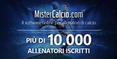 ISCRIVITI ANCHE TU Unisciti alla comunità di #allenatori di #calcio. http://www.mistercalcio.com/sito/