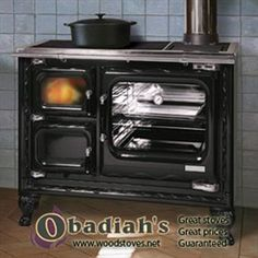Contact Obadiah's Woodstoves for Woodstoves, Cookstoves and Hearthstone Cook Stoves.
