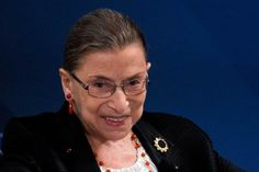 Ruth Bader Ginsburg Says She Has Quite a Large Supply of Notorious RBG Shirts and gives them out as gifts.