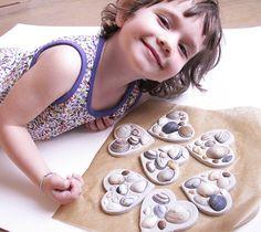 seashell craft for summer!