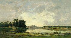 Charles-François Daubigny: Precursor del impresionismo. (Trianart)