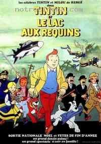 Poster Tintin et le lac aux requins 272387