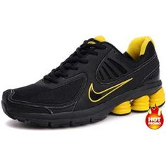 info for 7e2d5 bbd3f Mens Nike Shox R6 Black Yellow R6 Second Cheap Nike Roshe, Nike Shoes Cheap,