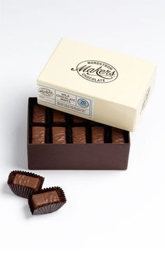 Nordstrom Makers Chocolate Milk Chocolate Mints (20 Pieces) available at #Nordstrom