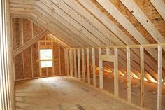 Raleigh Attic and Basement Finishing | unfinished attic basement conversion | attic design | attic basement remodeling Raleigh durham cary