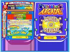 Wheel ARCADE