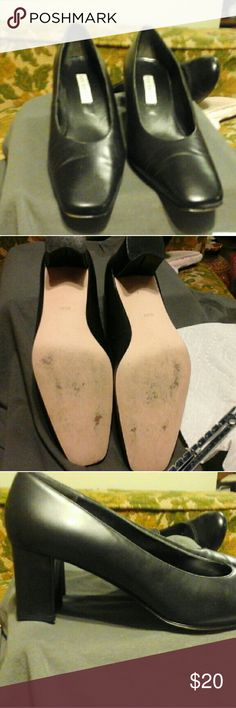 Shoes Black pumps, 2 in heel Ann Marino Shoes Heels