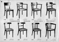 Geschichte des Frankfurter Küchenstuhls - Frankfurter Stuhl