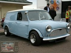Morning Miniacs We hit the road with 1 of the most beautiful Mini Vans Ive ever…