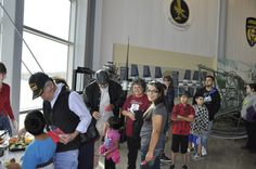 Veteran's Day 2012 at the Silent Wings Museum