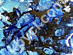 Abstract Printables /Downloads ONLY $0.99 @ www.kbycl.com  Artwork that's fresh, unique and affordable. Abstracts to add a splash of color and banish those blank walls at home or work.