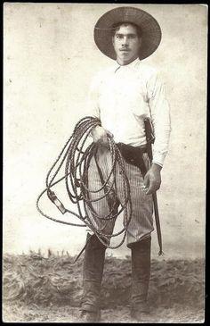 Cowboy, 1899