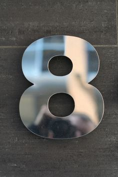 8, My Favorite Number. My mom's, Rick's, and Christopher's Birth date.