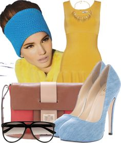 """""""Shopper Saturday"""" by mellr on Polyvore"""