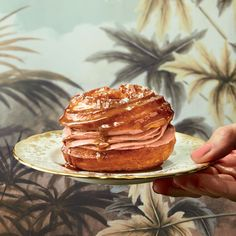 Chicken Liver Paris-Brests with Black Honey Glaze    Chicken Liver Paris-Brests with Black Honey Glaze. he classic Paris-Brest (a filled ring of choux pastry) uses a savory chicken-liver mousse instead of the traditional whipped cream. A burnt honey glaze and shower of flaky Maldon salt balances the richness and makes the dish outrageously delicious.